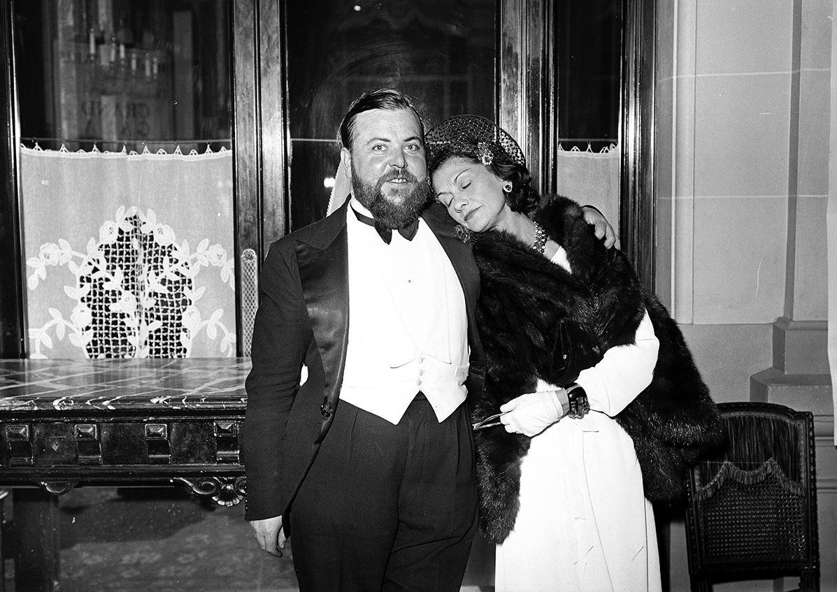Hotel de Paris Monte-Carlo Monaco Gabrielle Coco Chanel Christian Berard