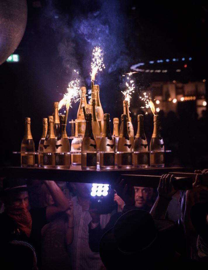 Jimmy'Z Nightclub Monte-Carlo Monaco