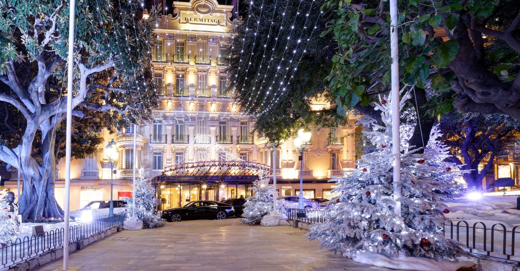 Christmas in Monaco Monte-Carlo