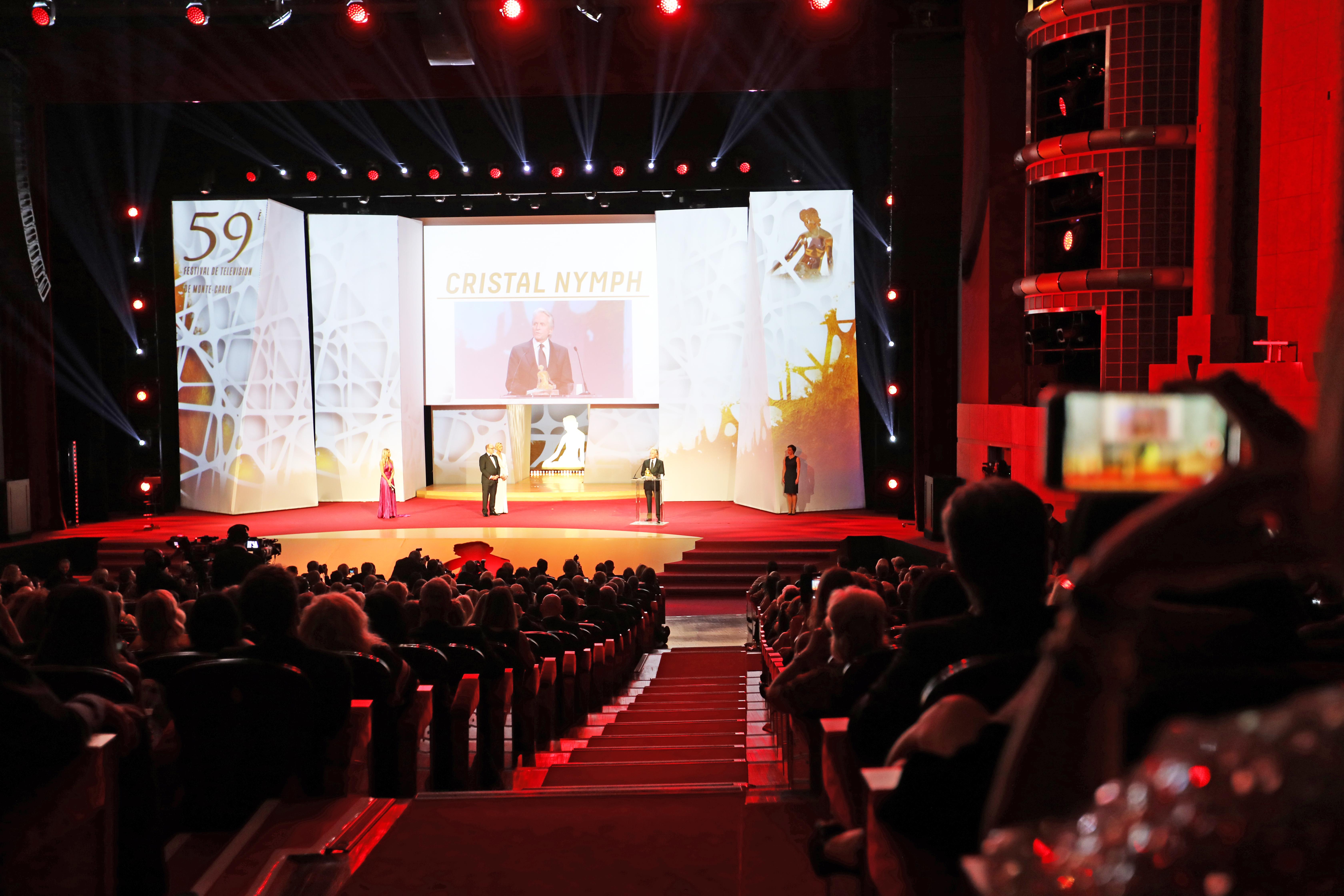 Festival Télévision Monte-Carlo 59e édition Monaco