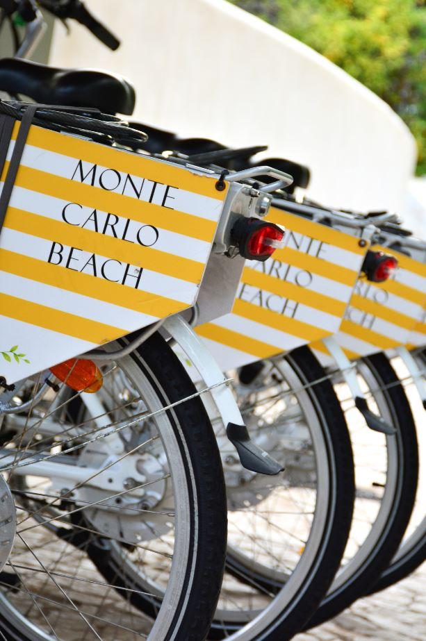 Velo electrique Monte-Carlo Beach