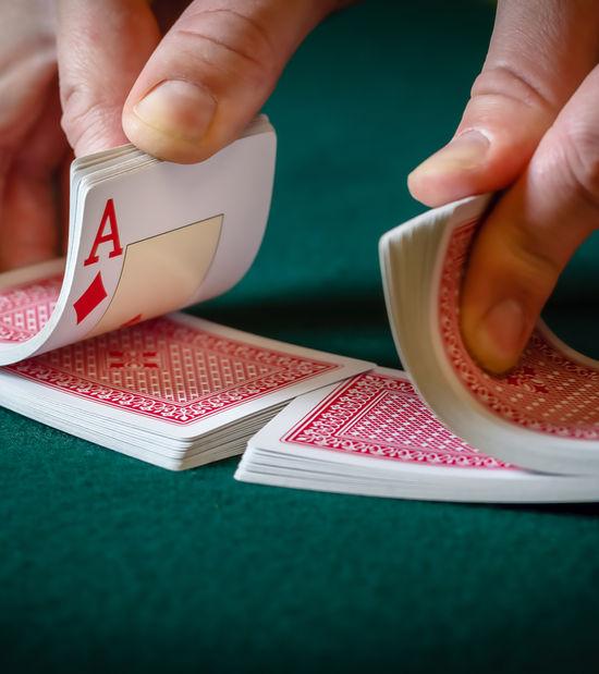 Antoine Grauss : croupier, ou la maîtrise de soi au royaume du jeu