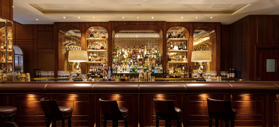 Bar Américain Hotel de Paris Monte-Carlo Monaco