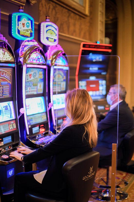 Reouverture Casino mas