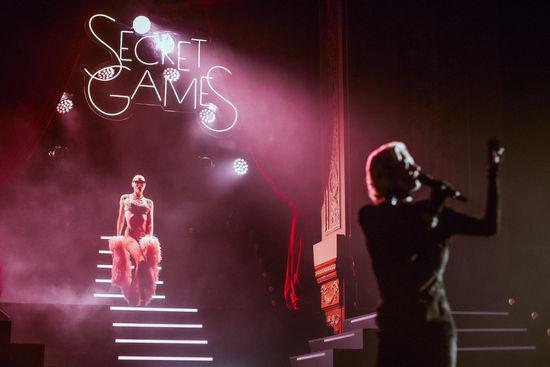 Casino de Monte-Carlo - Soiree « Secret Games »