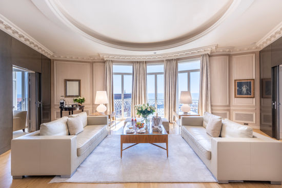 Hôtel Hermitage - Diamond Suite