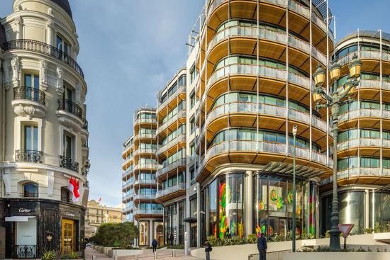 One Monte-Carlo - Façade de Jour