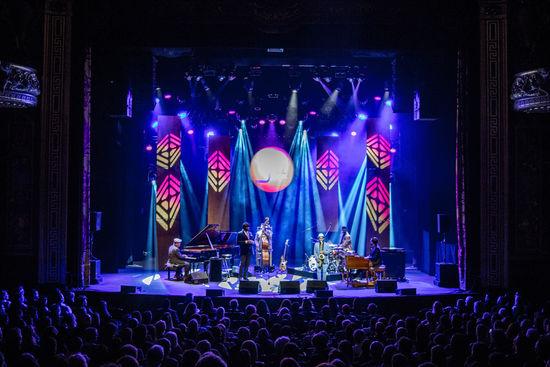 Opéra - Salle Garnier Monte-Carlo - Jazz Festival 2018