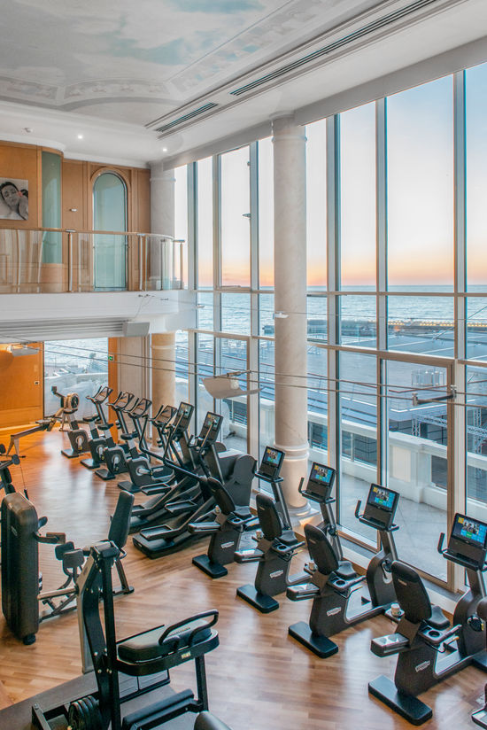 Thermes Marins - Fitness Room