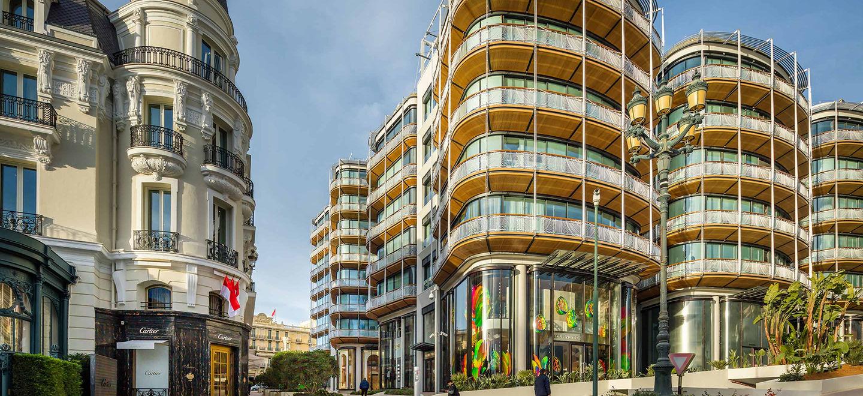 La Promenade Monte-Carlo Shopping