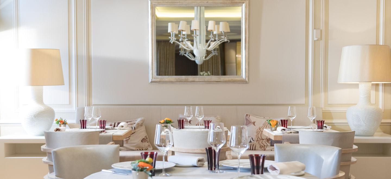 Hôtel Hermitage - Restaurant le Vistamar