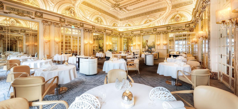 Hôtel de Paris Monte-Carlo -Restaurant Louis XV