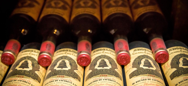 Les Caves de l'Hôtel de Paris - Bouteilles vins