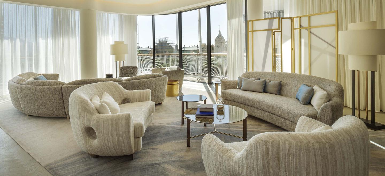 One Monte-Carlo Monaco Apartement salon