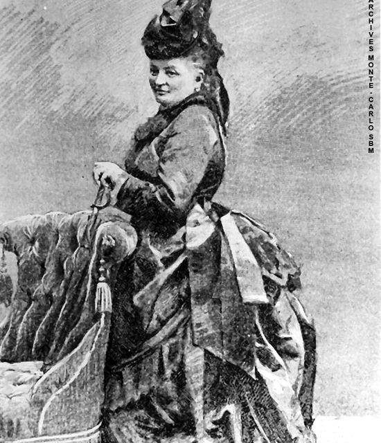Journée internationale des droits de la femme à Monaco, avec Joséphine Baker, Elsa Maxwell, Marie Hensel Blanc et Sarah Bernhardt