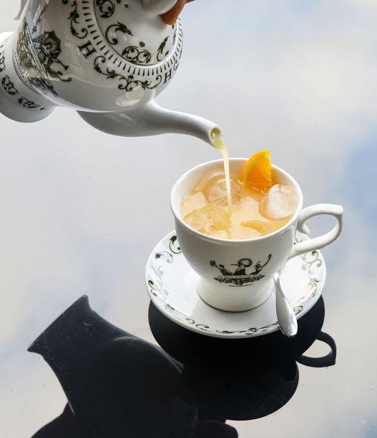 Le Hendricks Tea Time du Blue Gin Monte-Carlo