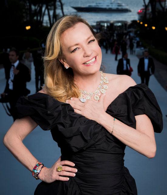 Chopard Interview Directrice Artistique Caroline Scheufele Sapin de Noel Hotel de Paris Monte-Carlo
