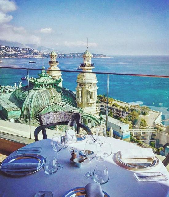 Grill Hôtel de Paris Monte-Carlo Monaco