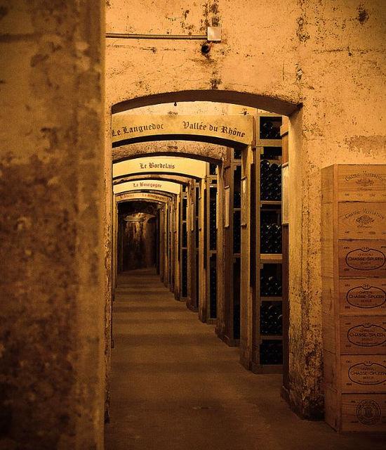 Hotel de Paris Monte-Carlo Les Caves à Vins
