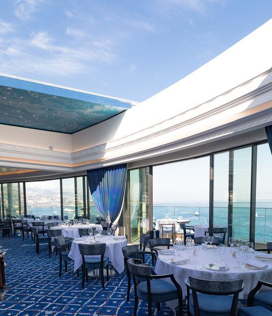 Le Grill Hotel de Paris Monte-Carlo Monaco