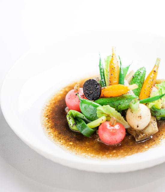 Restaurant Louis XV Alain Ducasse Hôtel de Paris Monte-Carlo Monaco