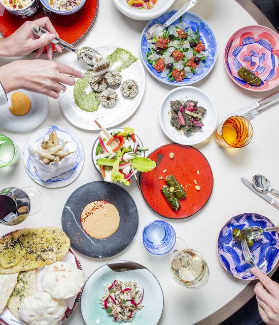 Restaurant Ômer, Hôtel de Paris Monte-Carlo