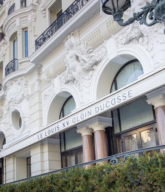 Le Louis XV-Alain Ducasse de l'Hôtel de Paris Monte-Carlo