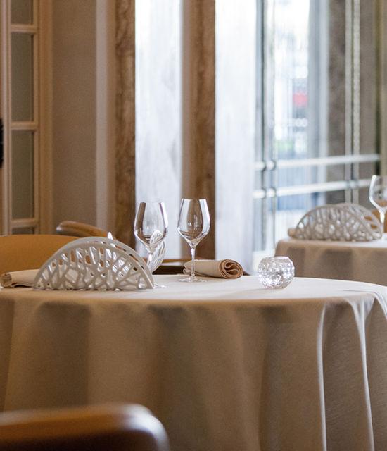 Le Restaurant Louis XV-Alain Ducasse de l'hôtel de Paris Monte-Carlo