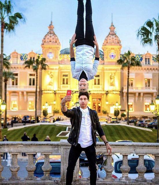 Jordan Matter au Monte-Carlo Bay Hotel & Resort