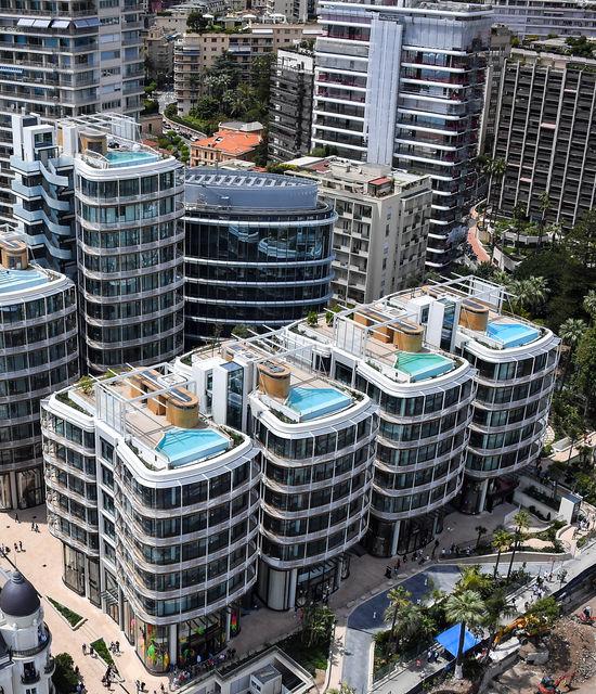 One Monte-Carlo Monaco vue générique MC Society