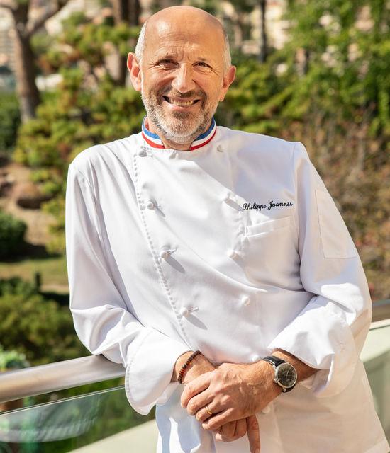 Le Chef Philippe Joannes One Monte-Carlo