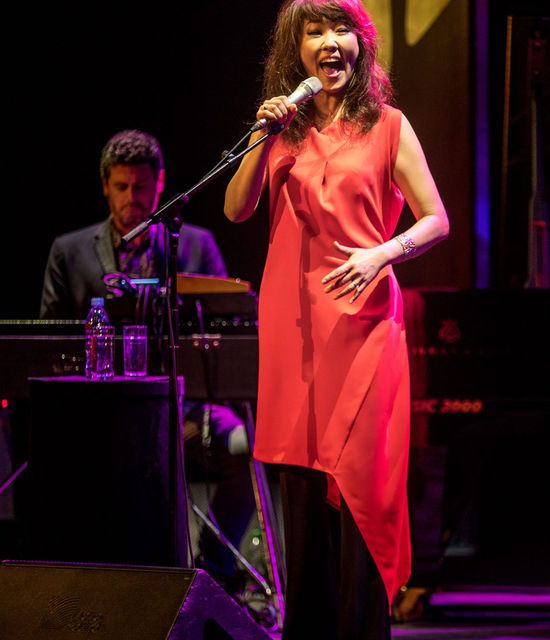 Opera Garnier Monte-Carlo Monaco Monte-Carlo Jazz Festival 2018 Youn Sun Nah