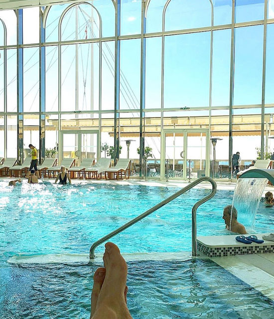 Piscine Thermes Marins Monte-Carlo