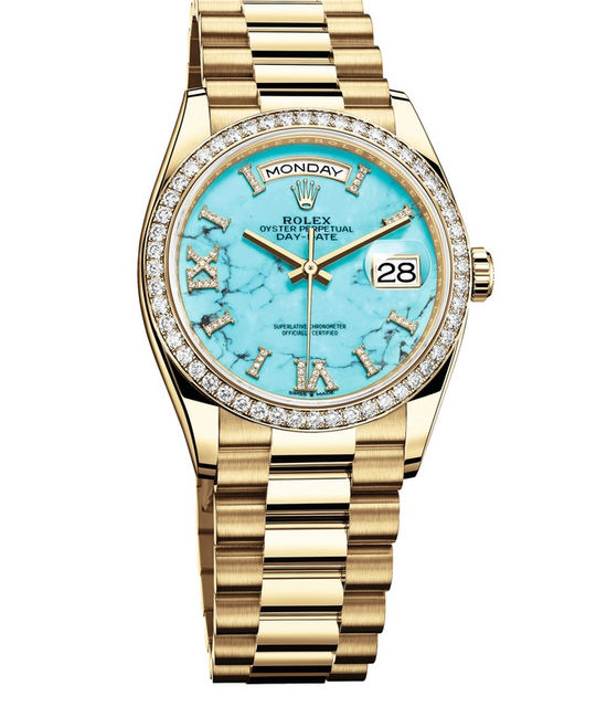 Shopping Monaco Luxe - ROLEX DAY DATE 36