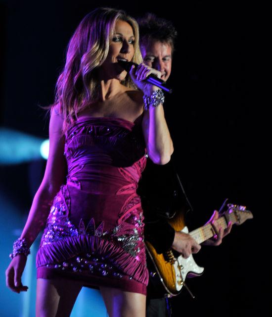 Céline Dion Monaco