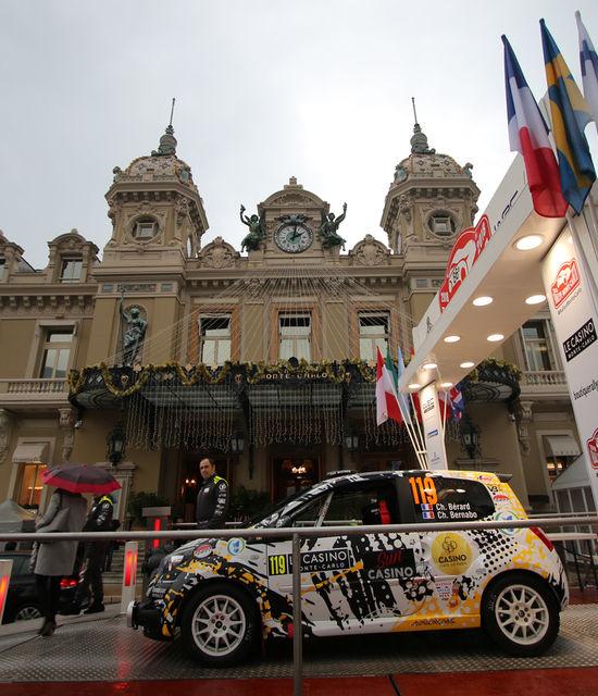Le Rallye Monte-Carlo