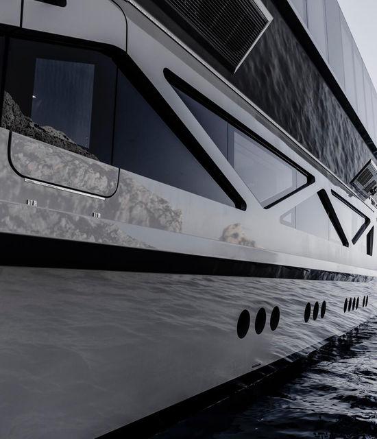 Espen Oeino design superyacht Monte-Carlo
