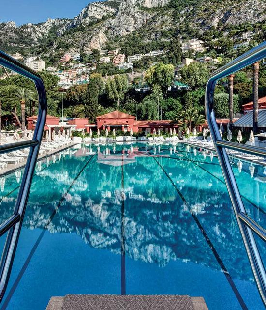 piscine Monte-Carlo Beach Monaco