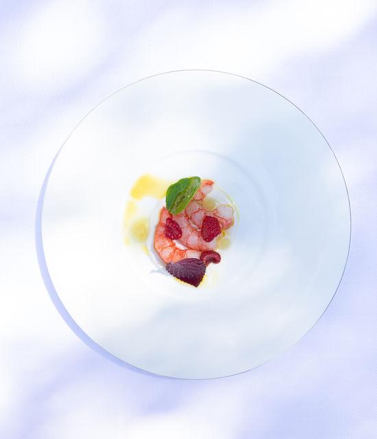Monte-Carlo Beach Restaurant Elsa - plat 2021