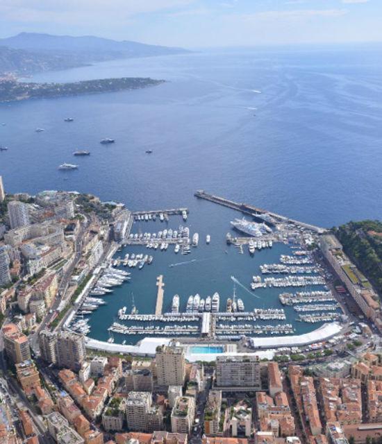 Port Monaco Monte-Carlo