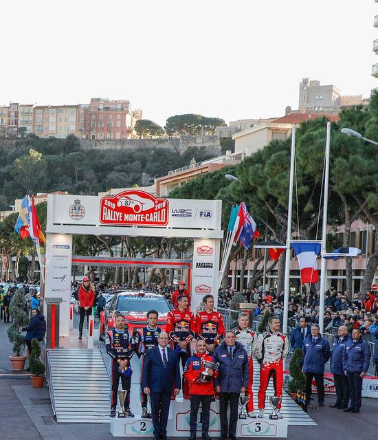 88e édition du Rallye Monte-Carlo