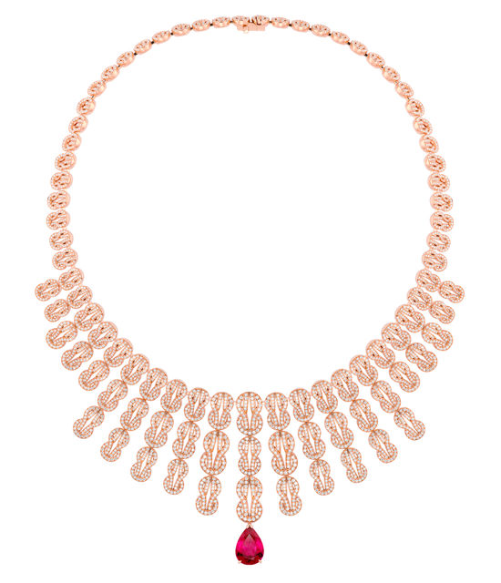 Collier Fred Shopping Luxe