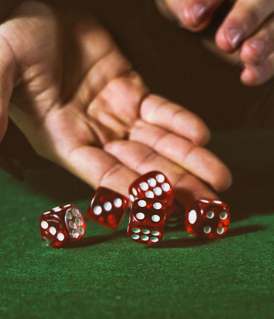 jeu société; yam's, règles du jeu