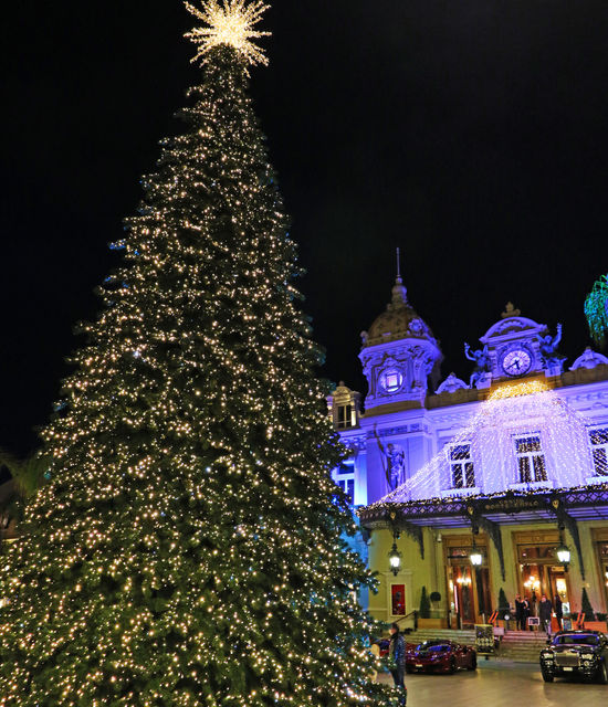 Place Du Casino - Décoration de Noël 2020