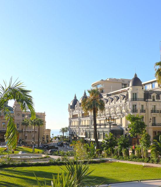 Place du Casino - 2019