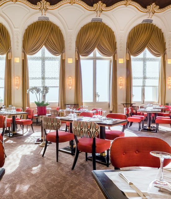 Casino de Monte-Carlo - Restaurant Le Salon Rose