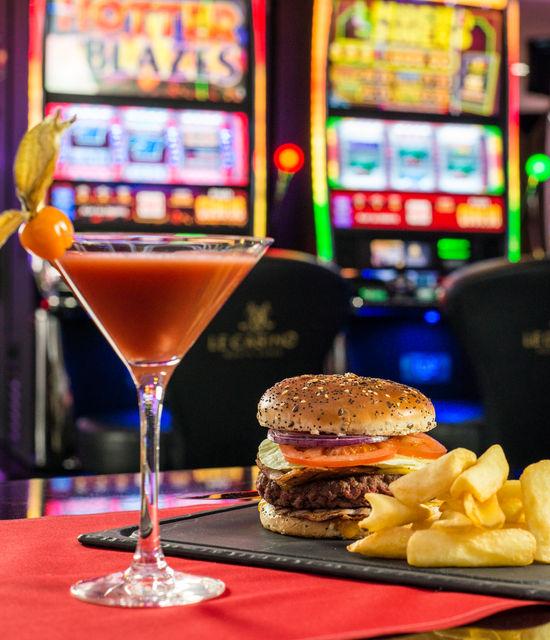Casino Café de Paris - Restaurant - Plats