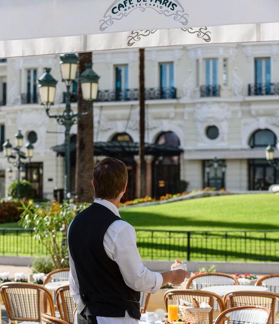 Café De Paris Monte-Carlo -  La Brasserie