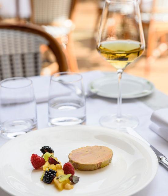 Le Café De Paris - La Brasserie - Petit Déjeuner
