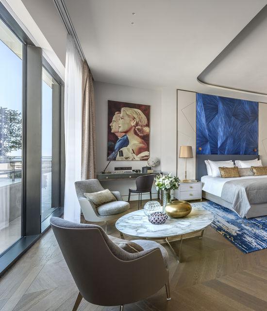 Hôtel de Paris - Diamond Suite - Prince Rainier III
